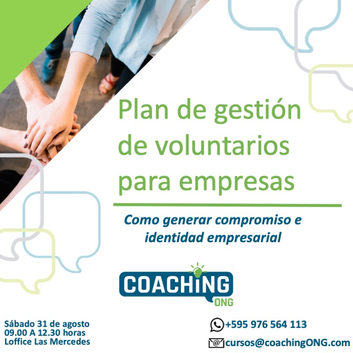Voluntarios Empresas